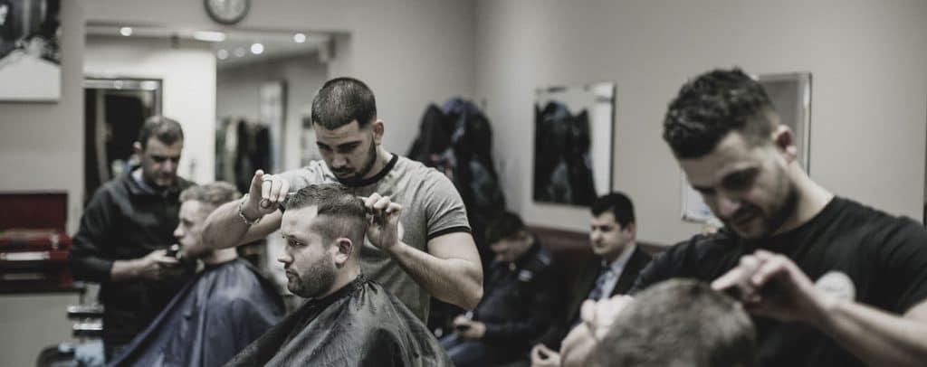 بهترین آموزشگاه آرایشگری مردانه