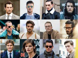 انتخاب مدل مو مردانه