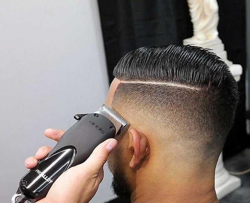 آموزش کوتاه کردن مو با ماشین