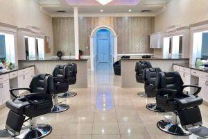 بهترین آرایشگاه مردانه در غرب تهران
