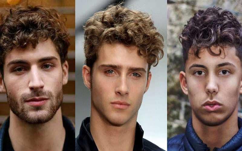 چگونه موهای فر را زیبا کنیم
