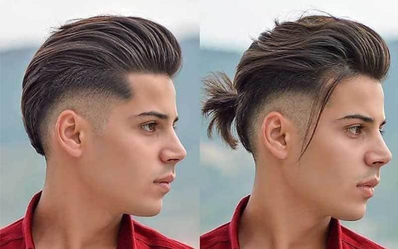 مدل کوتاهی برای موهای پر حجم