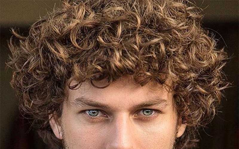 مدل مو برای موهای فر و وز