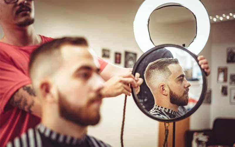 بهترین مدل موی مردانه مطابق فرم صورت