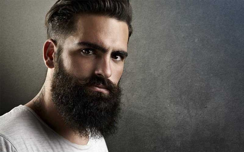 انواع ریش بلند مردانه